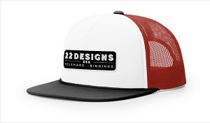 22 Designs Trucker Hat